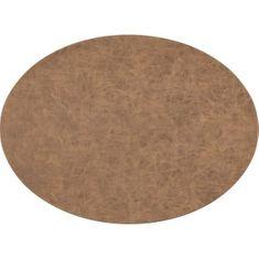 ZicZac Prestieranie Truman 45x33 cm, oválne, hnedé
