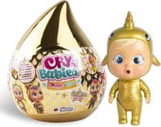 Cry Babies Čarobne suze Magic Tears Lutka za djecu, zlatno izdanje