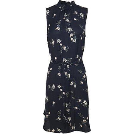 Vero Moda Női ruha VMFALLIE SMOCK 10233520 Black (Méret XL)