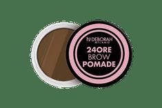 Deborah 24H Brow Pomade, 1 Light Brown