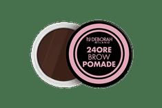 Deborah 24H Brow Pomade, 2 Dark Brown