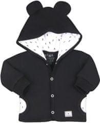 Nini chlapecký kabátek z organické bavlny ABN-2553