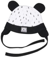 Nini chlapecká čepice z organické bavlny ABN-2555