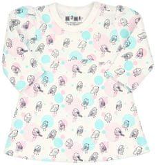 Nini dívčí šaty z organické bavlny ABN-2590