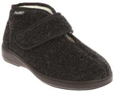 Podowell ANIERE zdravotní domácí obuv unisex tmavě šedá Podowell Velikost: 37