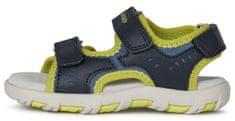 Geox sandale za dječake JR SANDAL STRADA J1564A 015BU C0749