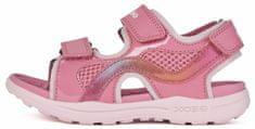 Geox dívčí sandály VANIETT J156AA 0HHM2 C8230