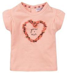 Dirkje dekliška majica srce you+me VD0206A