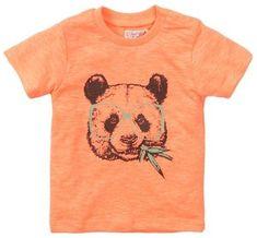 Dirkje chlapecké tričko Neon panda VD0222