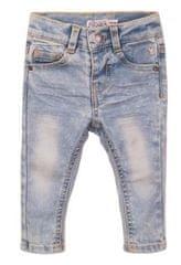 Dirkje dievčenské džínsy so srdiečkom VD0412A