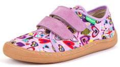 Froddo dívčí barefoot tenisky G1700283-2