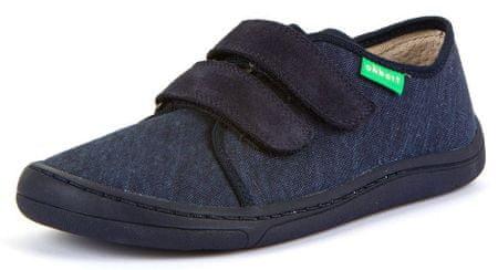 Froddo barefoot tenisice za dječake G1700283-5, 27, tamno plave
