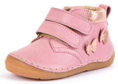 Froddo dívčí kožená kotníčková obuv G2130221-1