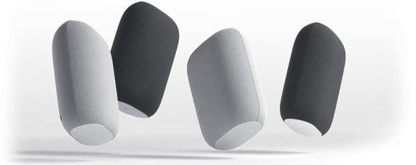 inteligentny przenośny głośnik Google Nest Audio wifi bluetooth spotify youtube sterowanie głosowe