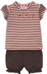 Dirkje dívčí set tričko a kraťasy - Shine VD0603