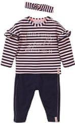 Dirkje dekliški set majice, hlač in traku VD0610