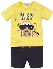 Dirkje chlapecký set tričko a kraťasy - Hey VD0637