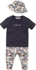 Dirkje chlapčenský set tričko, tepláčiky a klobúčik VD0655