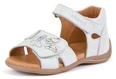 Froddo dívčí kožené sandály G2150134-4