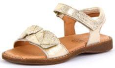 Froddo dívčí kožené sandály G3150180-4