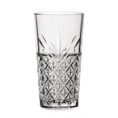 Pasabahce Timeless Long Drink čaše, konus, 360 ml, 4kom