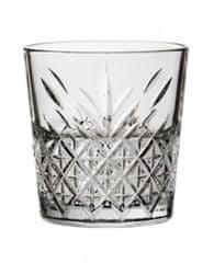 Pasabahce Timeless kozarci za viski, konus, 450 ml, 4 kos