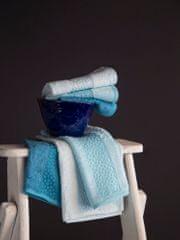 Issimo AQUAMARIN darčeková sada uterákov 30x50