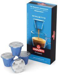 Covim kapsle Minuetto pre Nespresso 10ks