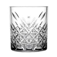 Pasabahce Timeless kozarci za viski, 350 ml, 4 kos