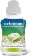 SodaStream Příchuť CITRON - LIMETKA 500ml
