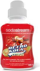 SodaStream Příchuť RETRO KOLA - CITRUS 500ml