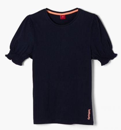 s.Oliver koszulka dziewczęca 401.10.102.12.130.2057944 M granatowa