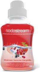 SodaStream Příchuť ZAHRADNÍ OVOCE 500 ml