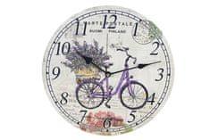 Emba Trade Dekoračné hodiny na stenu PROVENCE 33 cm