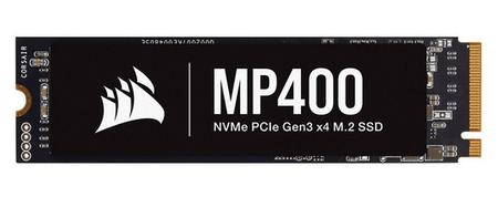 Corsair MP400 SSD disk, 1 TB, M.2 80 mm NVMe PCIe 3.0 x4, 3D QLC