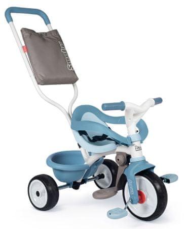 Smoby Be Move Confort tricikli szürke/kék