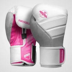 Hayabusa Hayabusa Boxerské rukavice T3 - bílo/růžové