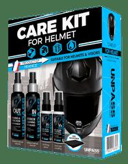 UNPASS CARE KIT FOR HELMETS - Sada na čištění a péči o helmu