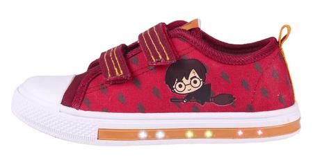 Disney Gyermek világító tornacipő Harry Potter 2300004714, 26, piros