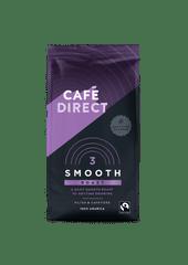 Cafédirect Arabika Smooth mletá káva s tóny mliečnej čokolády 100% Arabika, 227g