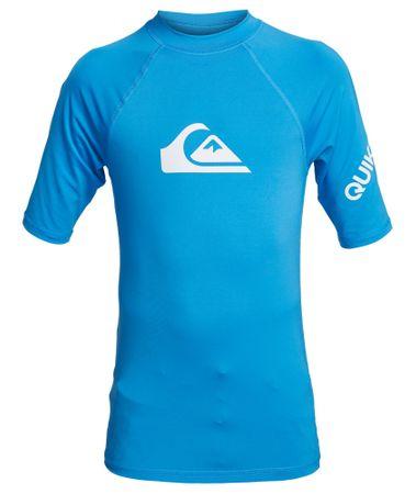 Quiksilver fiú fürdőruha póló All time ss youth EQBWR03121-BMM0, XS, kék