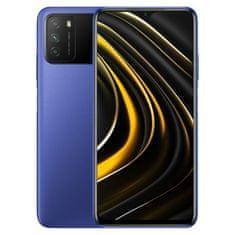 Xiaomi Pocophone M3 pametni telefon, 4GB/64 GB, 6000mAh, Cool Blue