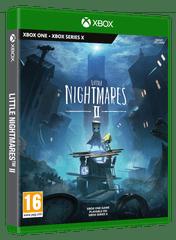 Namco Bandai Games Little Nightmares II igra (Xbox One i Xbox Series X)