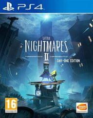 Namco Bandai Games Little Nightmares II Day One Edition igra (PS4)