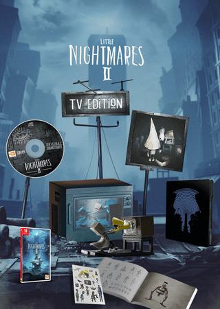 Namco Bandai Games Little Nightmares II TV Edition igra (Switch)