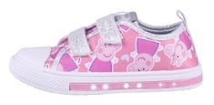 Disney 2300004709 Peppa Pig svjetleće tenisice za djevojčice