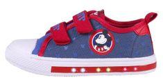 Disney fiú világító tornacipő Mickey 2300004706