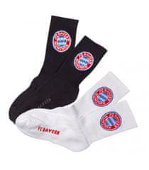 FOREVER COLLECTIBLES Ponožky Bayern Mníchov