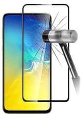 Unipha Tvrdené sklo 9D pre Huawei P30 lite - čierne