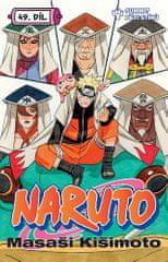 Masaši Kišimoto: Naruto 49 - Summit pěti stínů